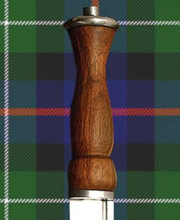 Scottish Dirk Primitive. Windlass